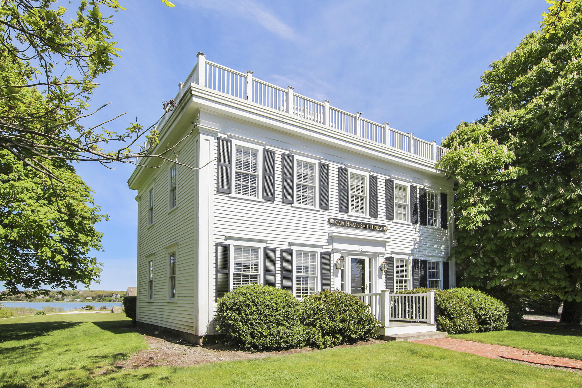 70 & 76 Old State Highway, Eastham MA, 02642