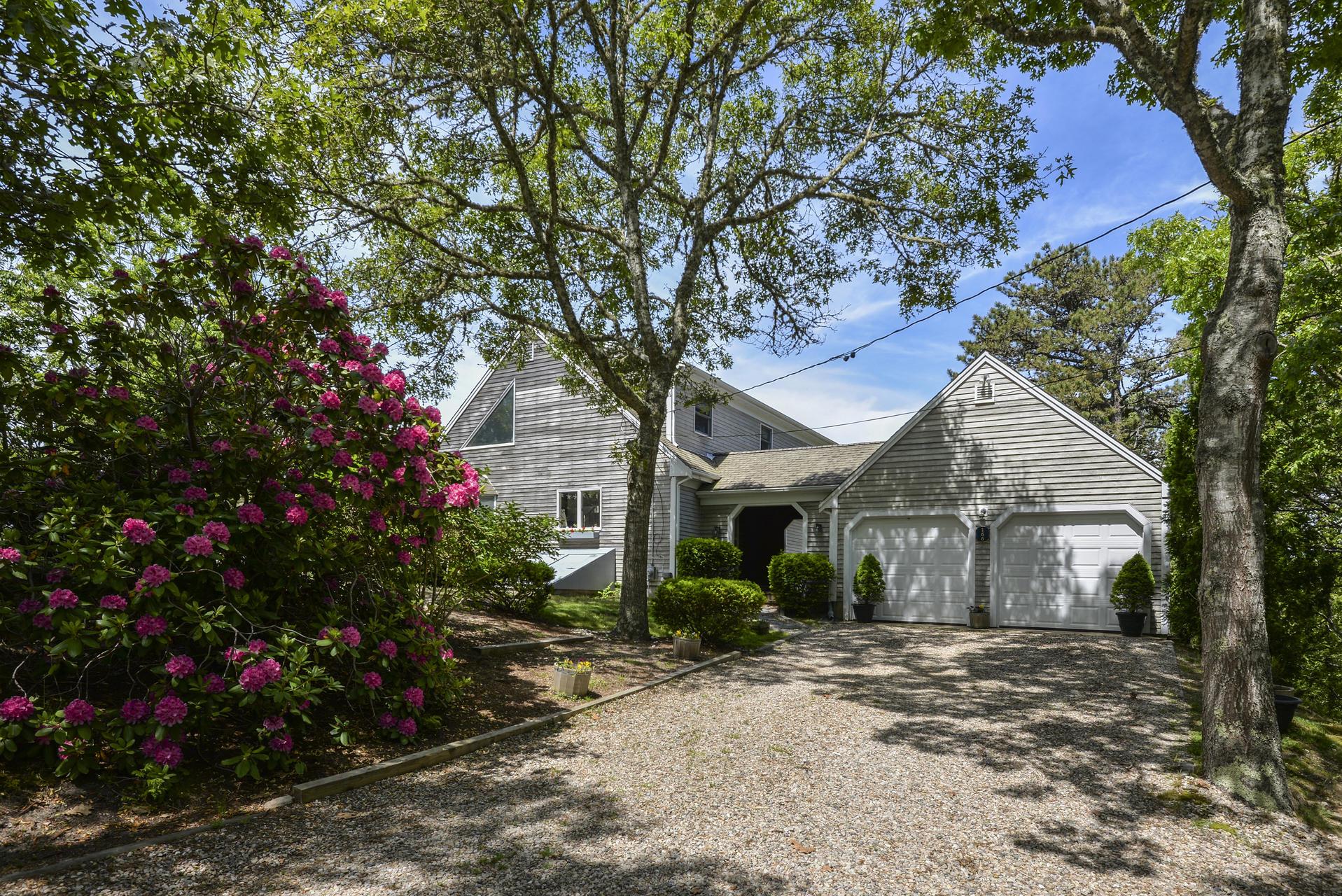 166 Oak Hill Road, Chatham MA, 02633