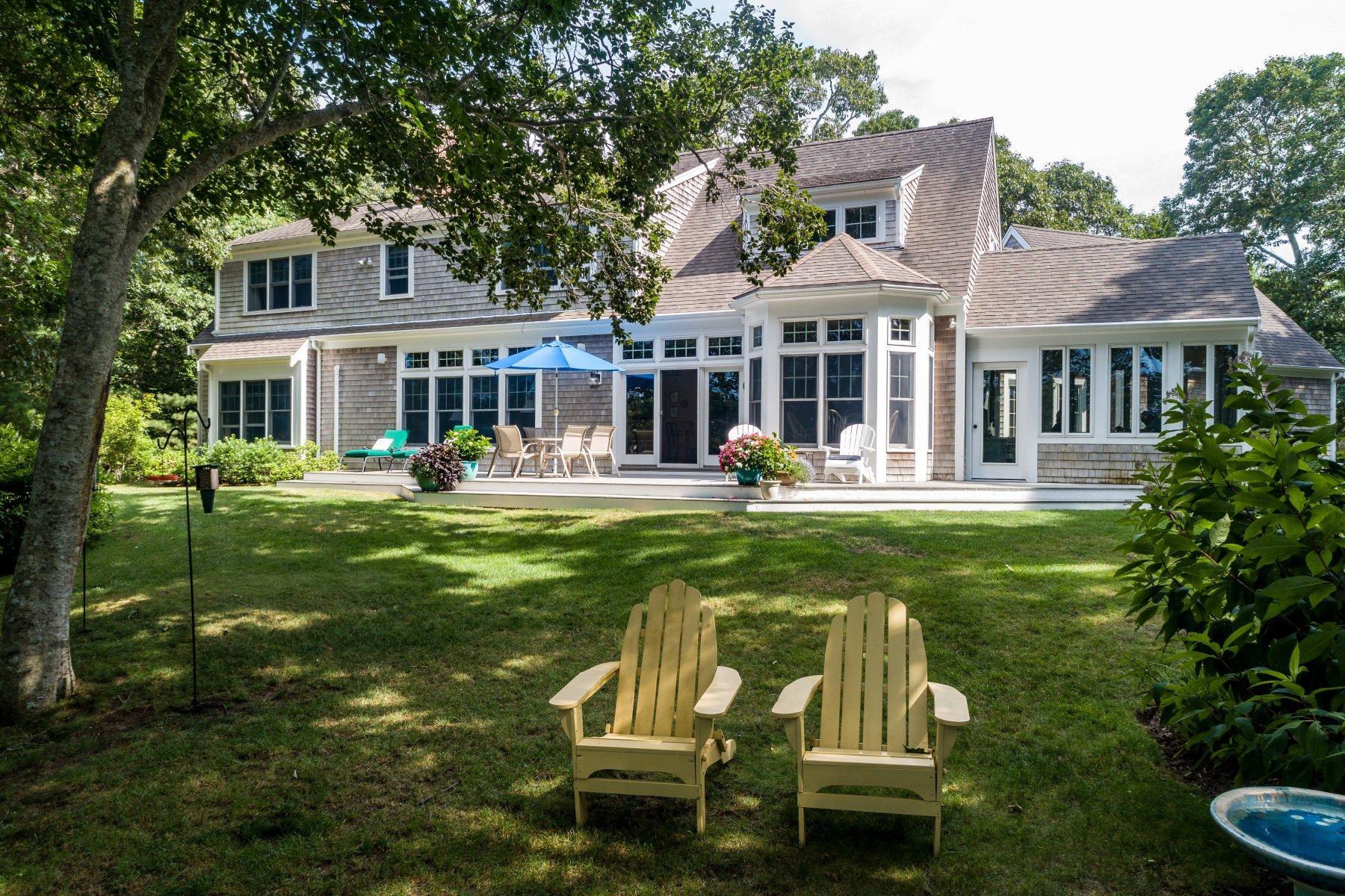 264 Griffiths Pond Road, Brewster MA, 02631