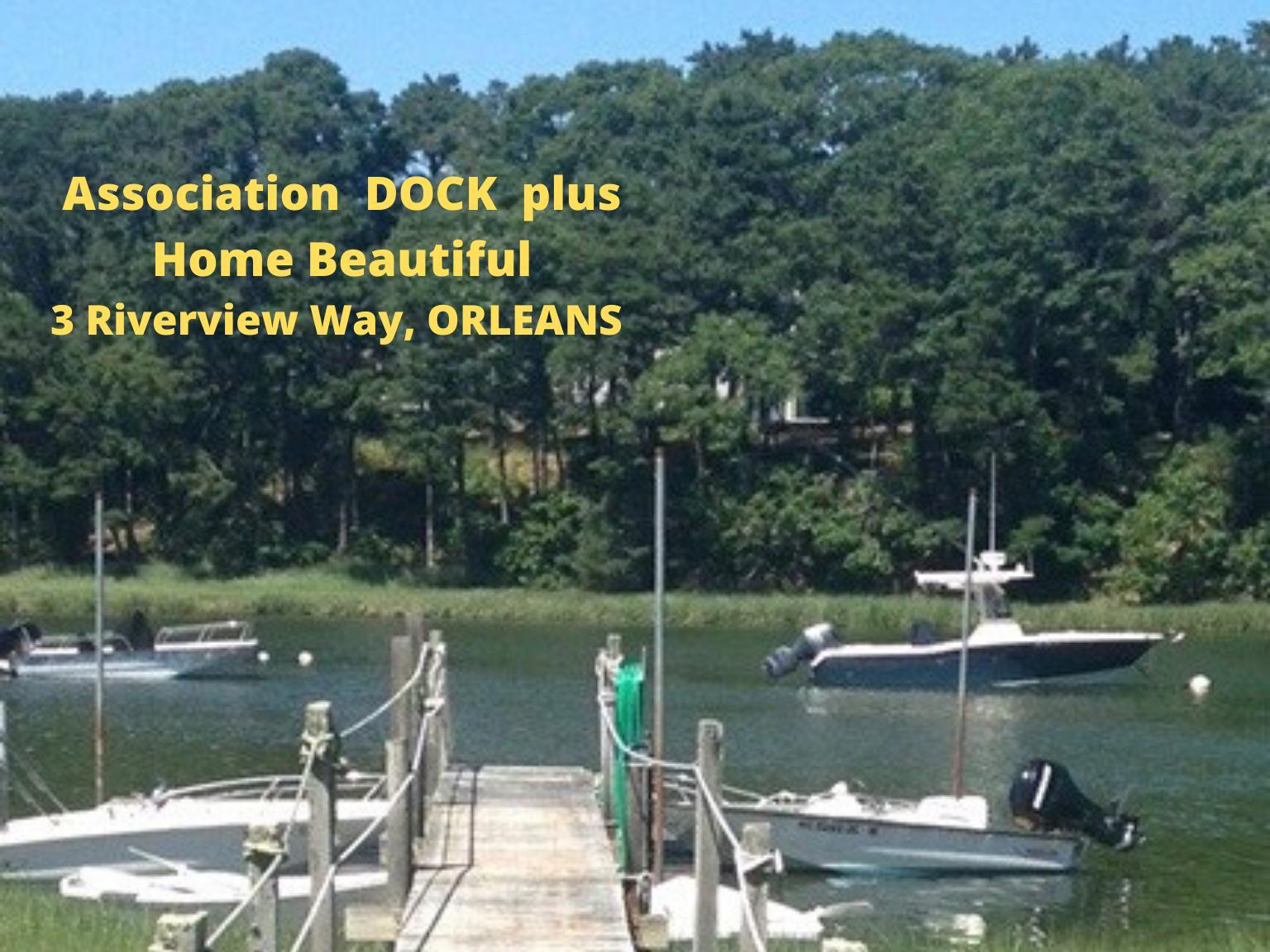 3 Riverview Drive, Orleans MA, 02653