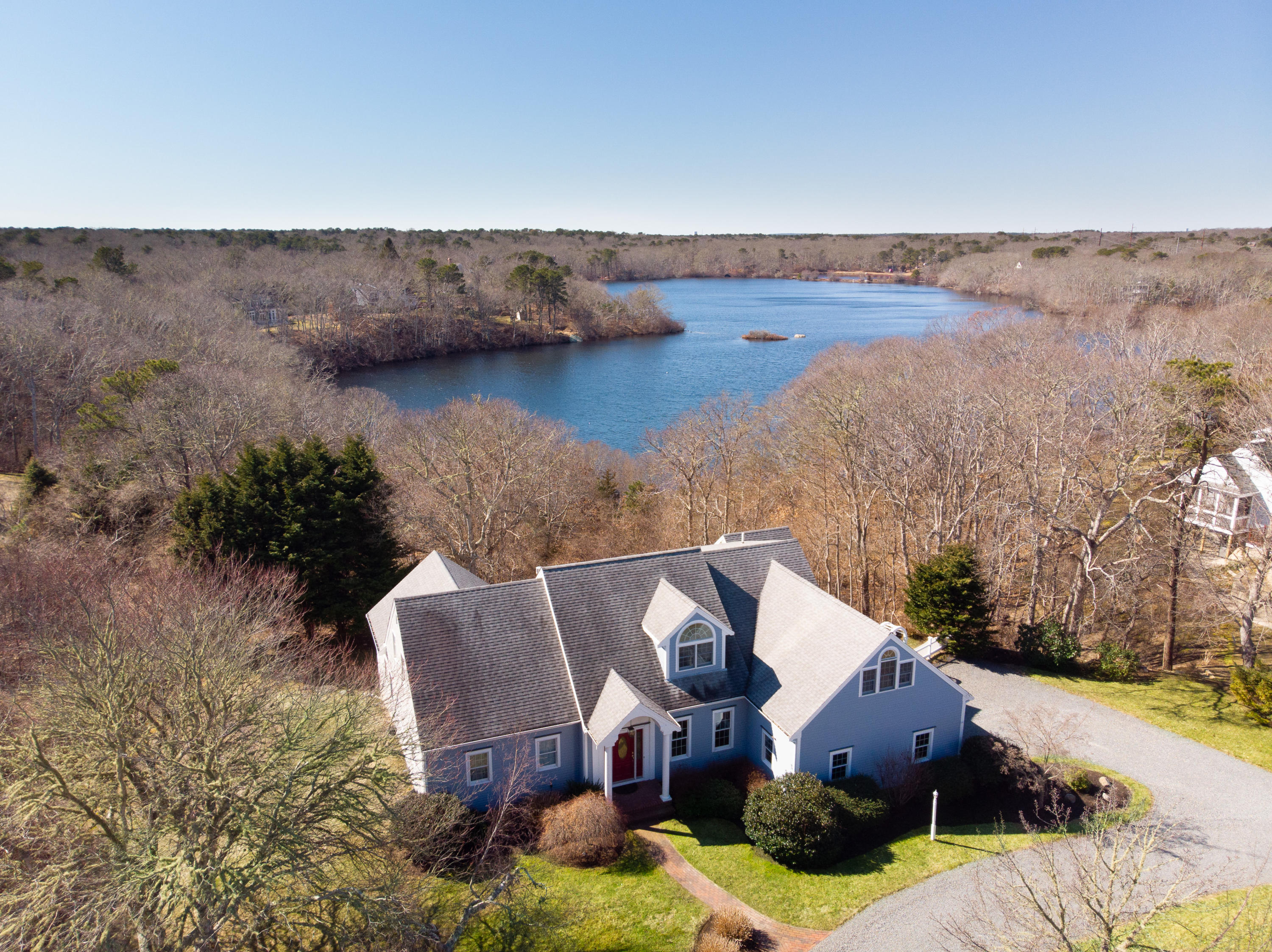 148 Griffiths Pond Road, Brewster MA, 02631
