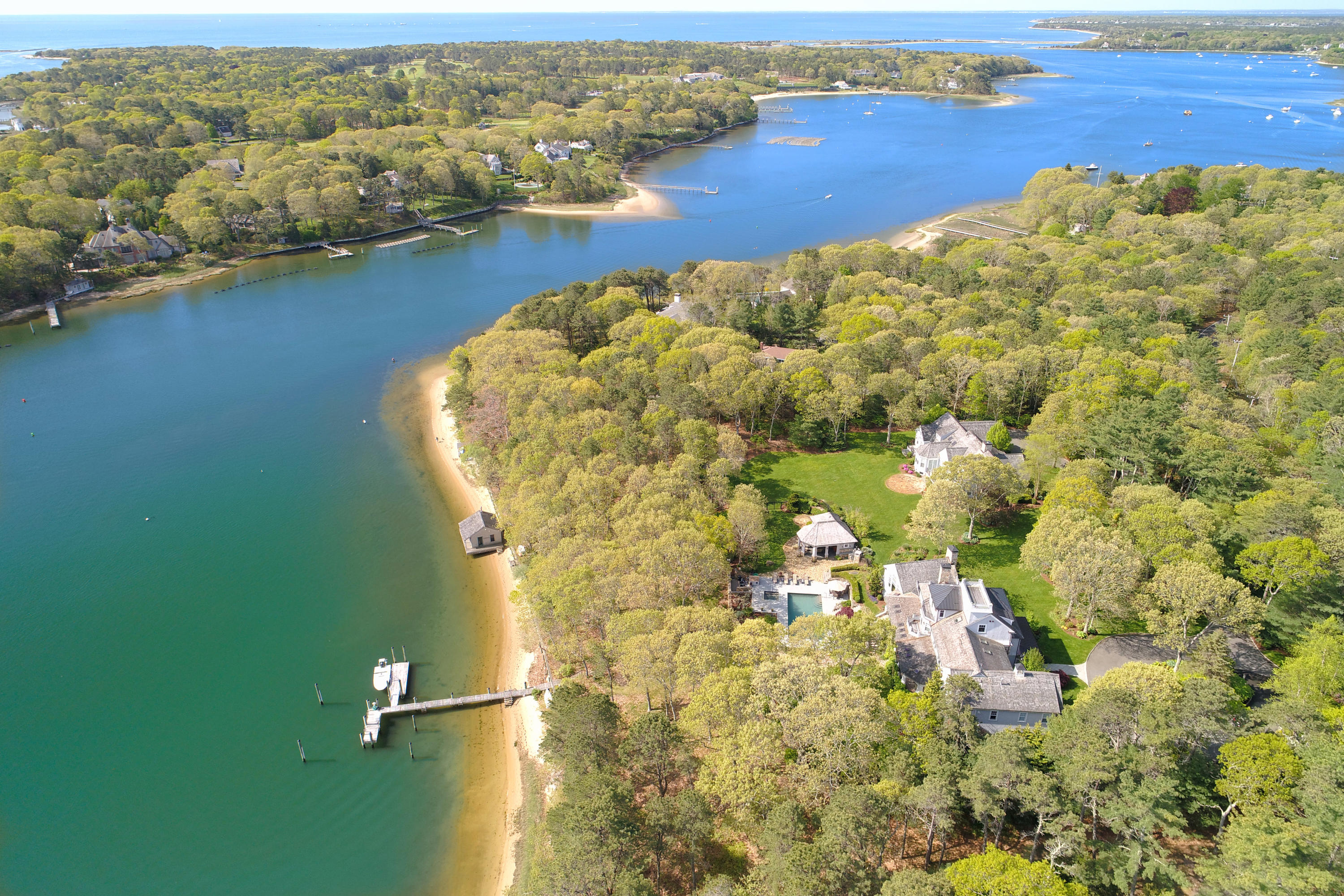 835 & 821 Old Post Road Cotuit MA, 02635 details