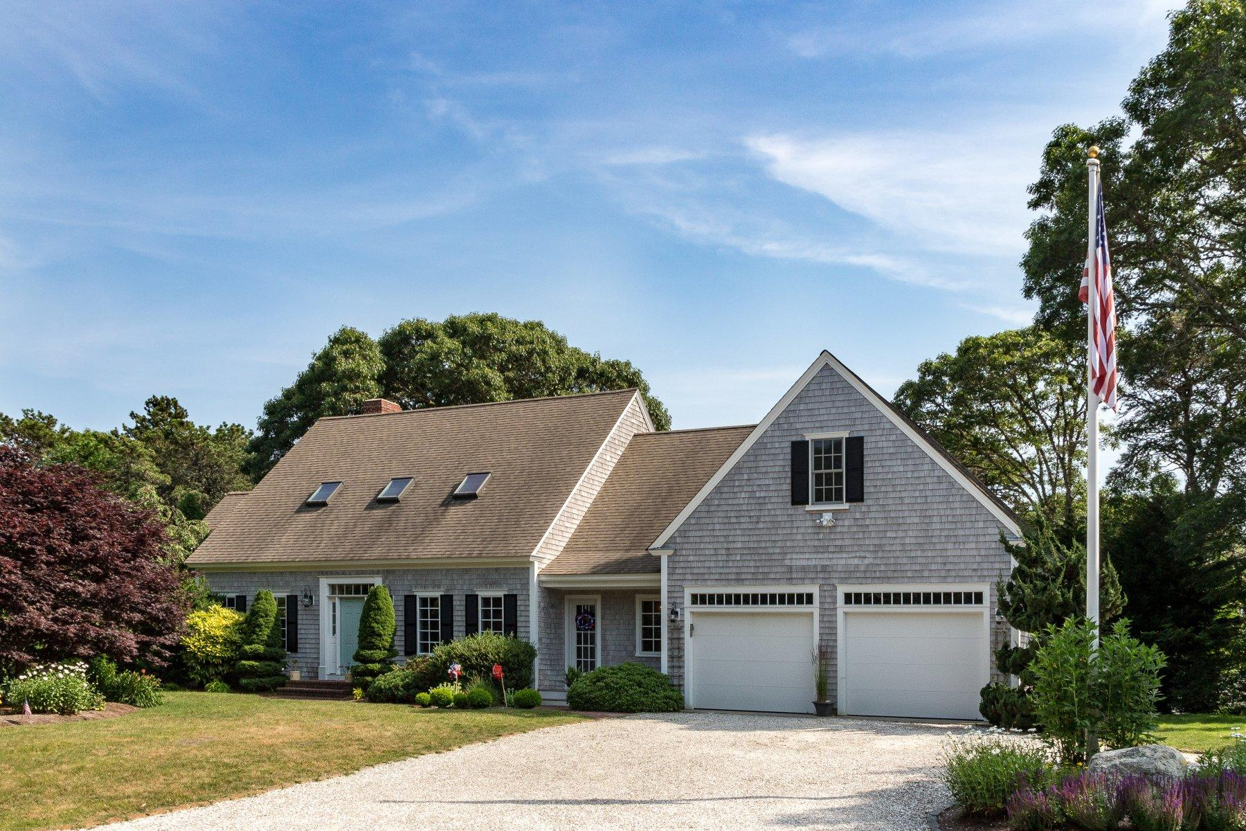 90 Meadow View Road, Chatham MA, 02633