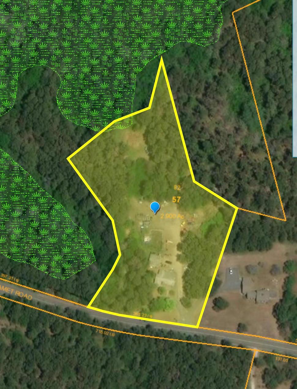 82 S Pamet Road, Truro MA, 02666 details
