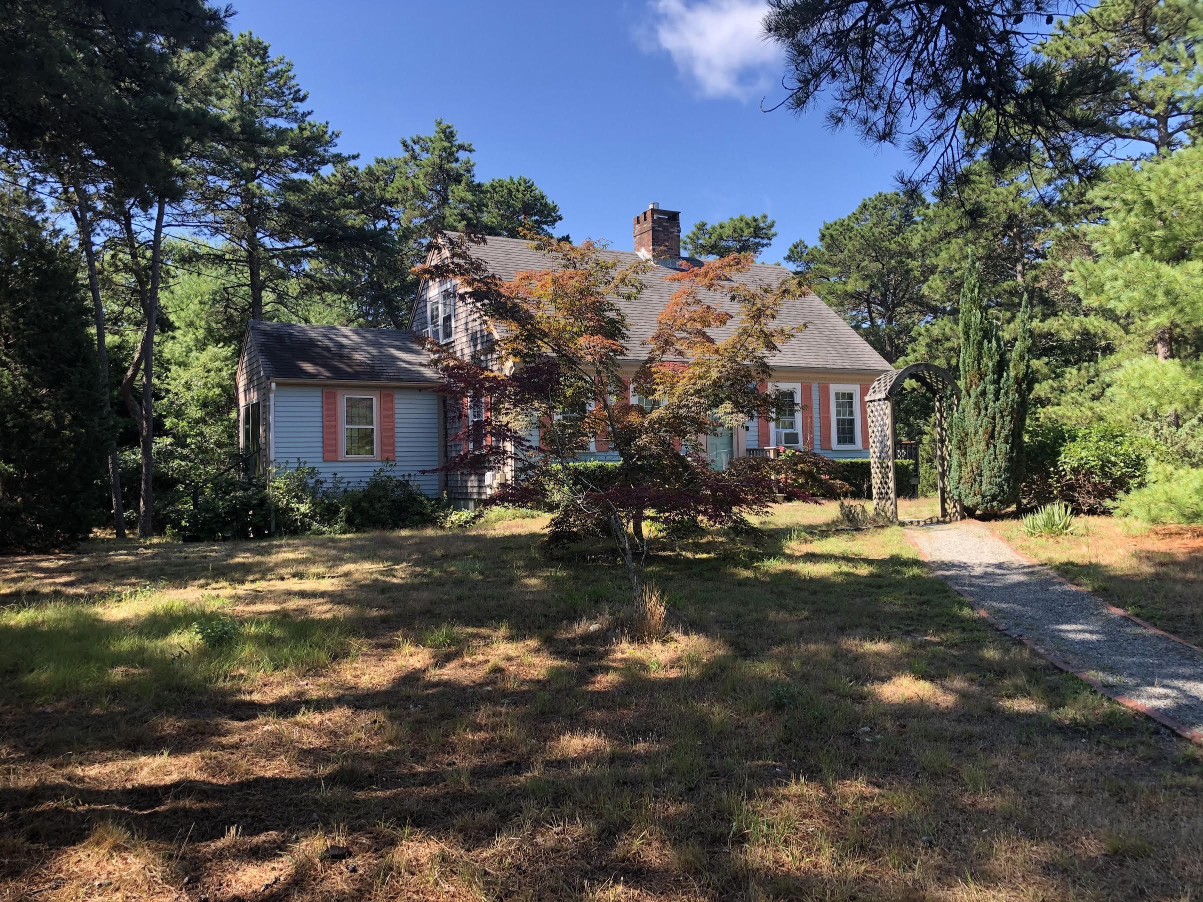 235 Pine Woods Road, Eastham MA, 02642