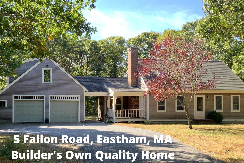 5 Fallon Road, Eastham MA, 02642 details