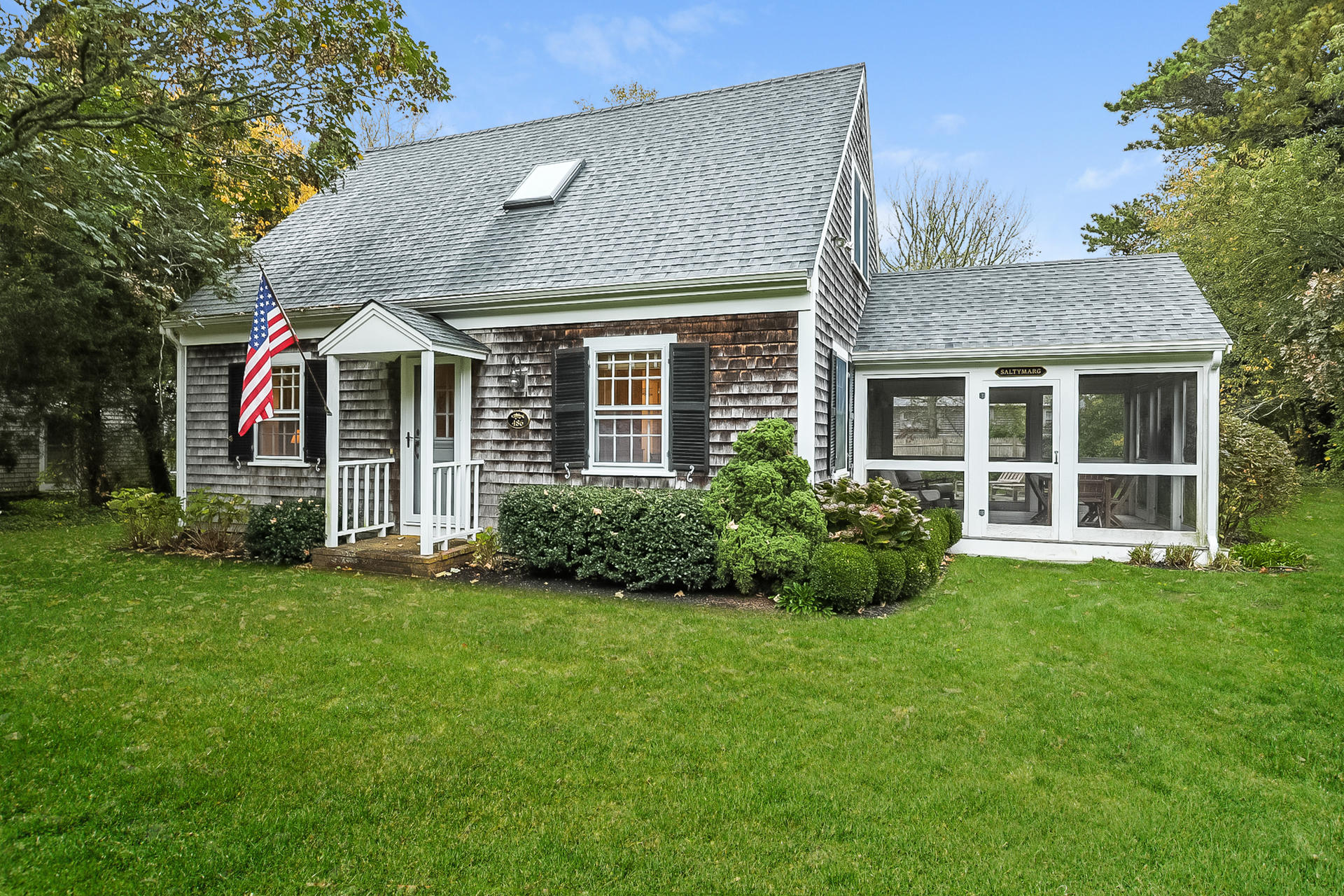 486 Crowell Road, Chatham MA, 02633 details