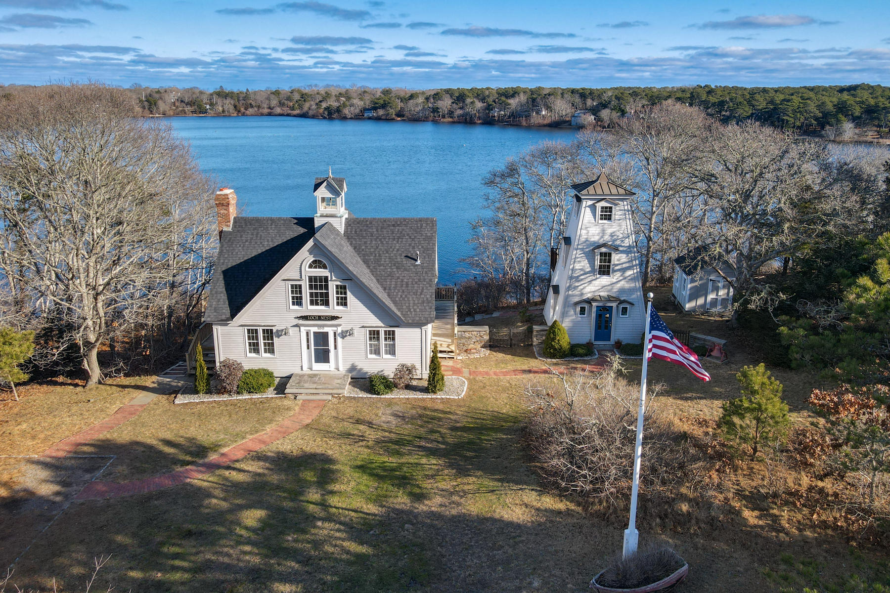 100 Lawton Road, Eastham MA, 02642