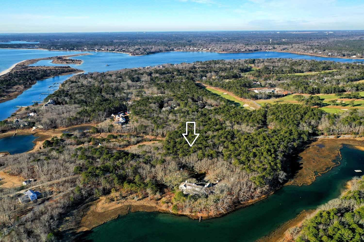 Lot 290 Indian Trail, Osterville, MA photo 3