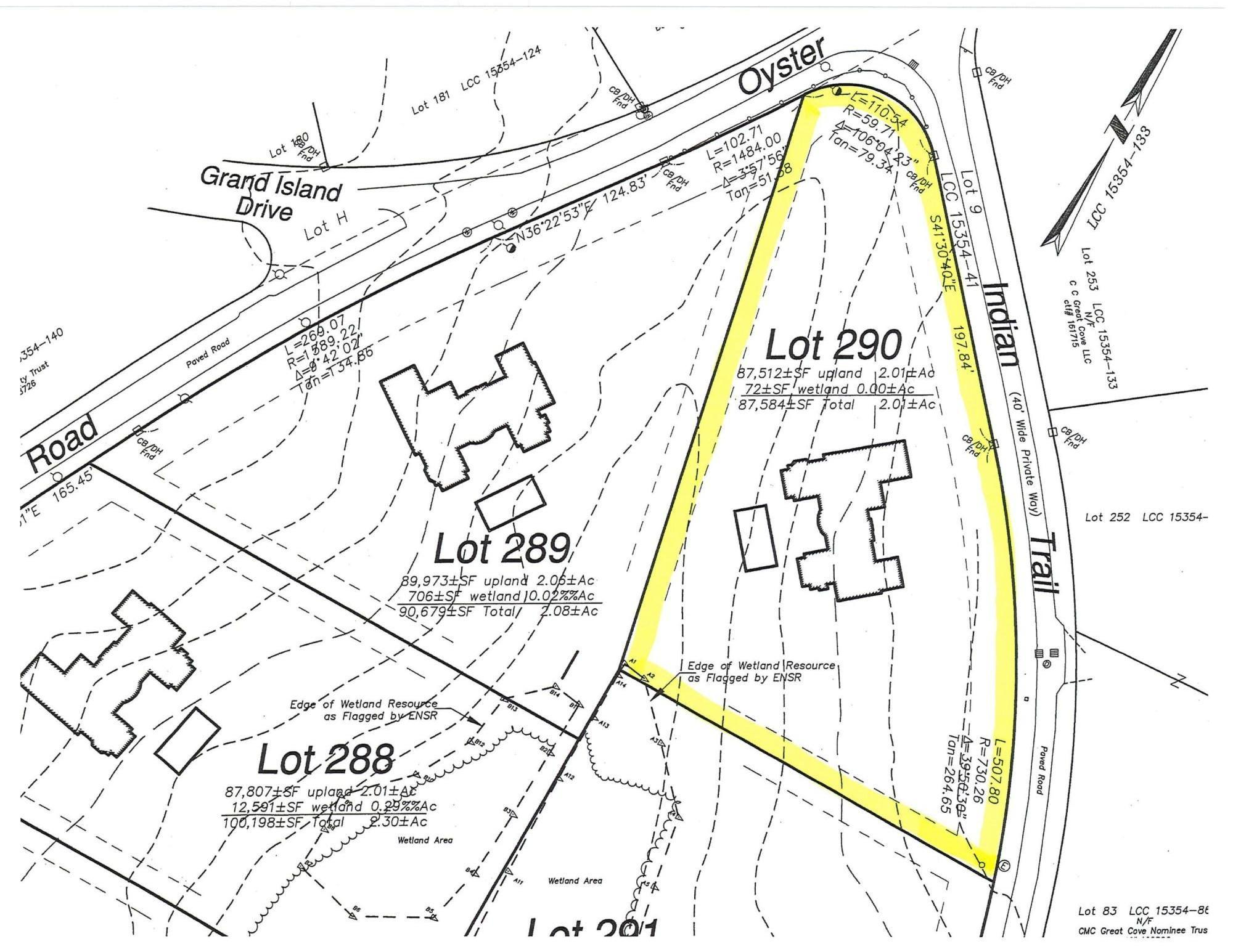 Lot 290 Indian Trail, Osterville, MA photo 4