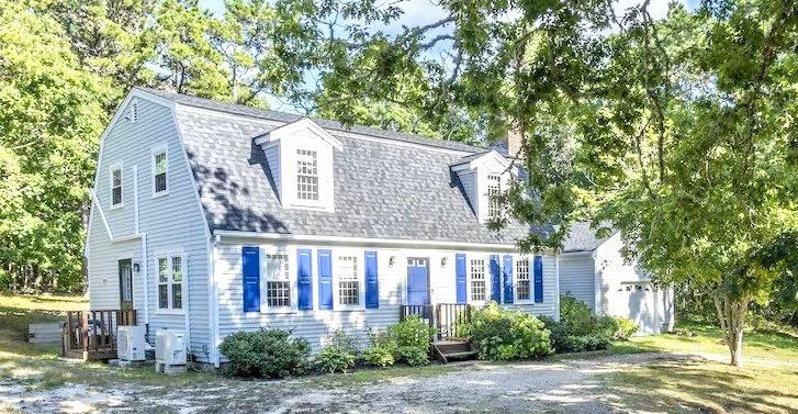 85 Browns Neck Road, Wellfleet MA, 02667 details