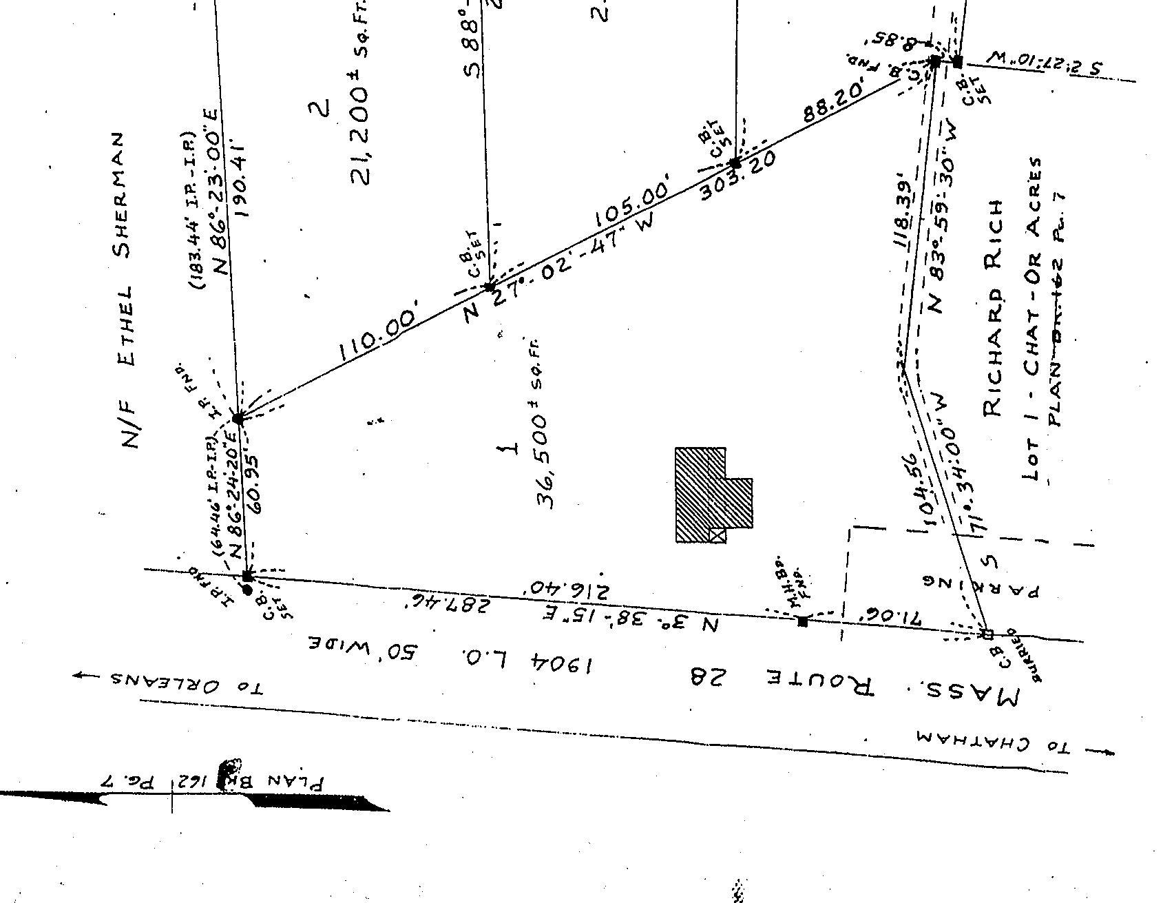 439 S Orleans Road, Orleans MA, 02653 details