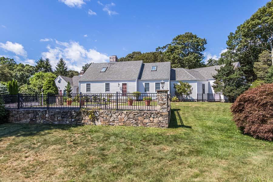 90 Colonial Way, West Falmouth MA, 02540 details