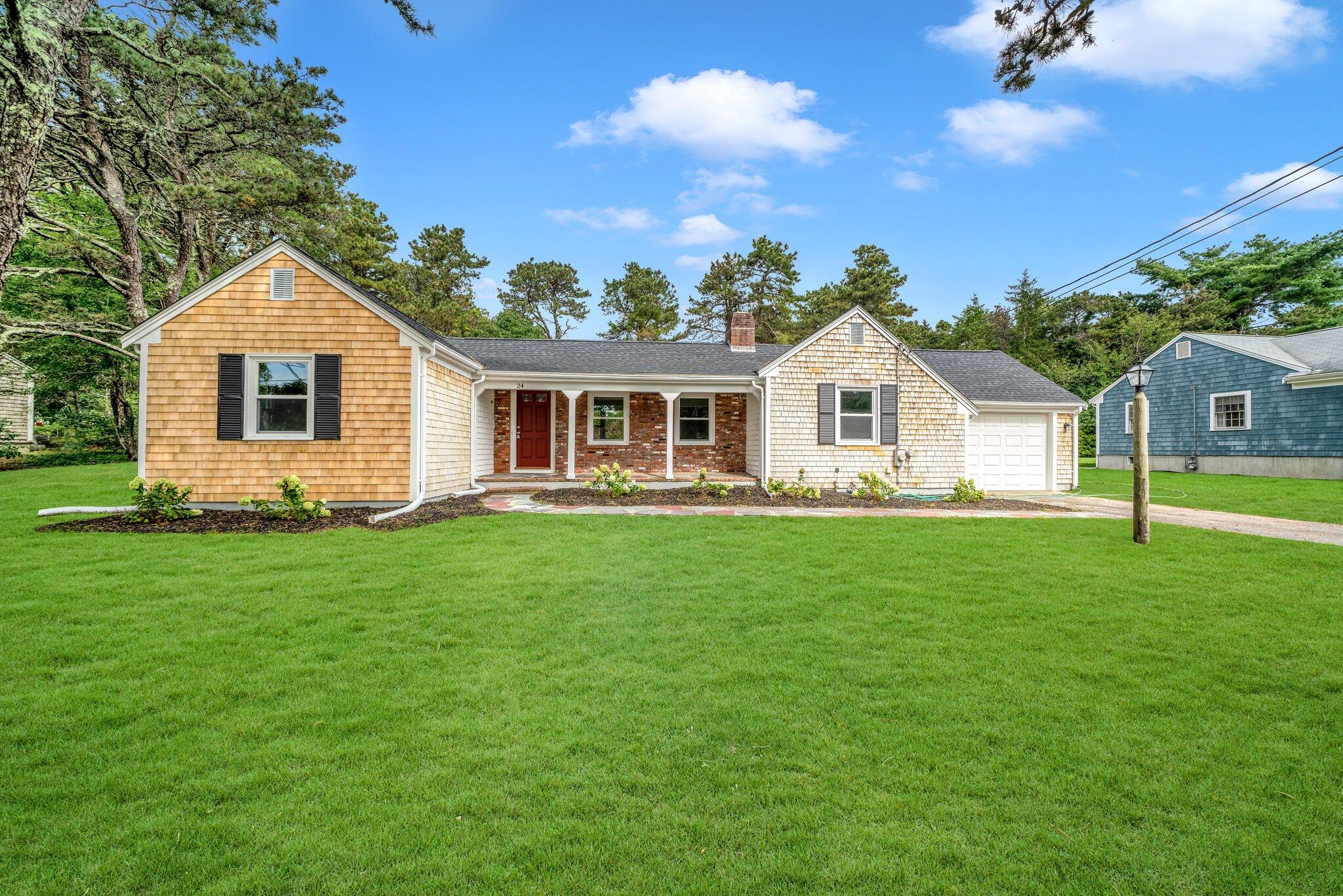 24 Capt Nickerson Road, South Yarmouth MA, 02664 details