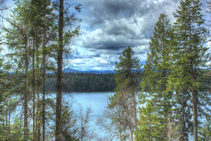 Long range water views