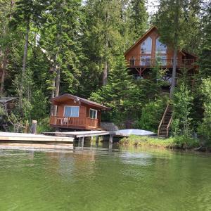 Cabin and Cabana