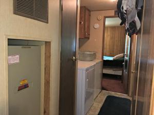 Hallway Laundry & Furnace