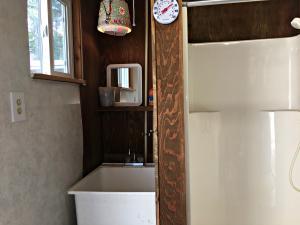 Inside Bathhouse