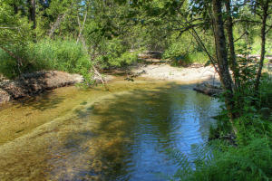 Great fishing and swimming hole