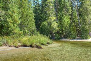 Where the Lake meets the Creek