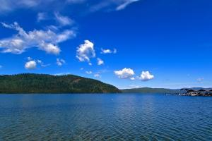 On Pristine Priest Lake