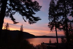 On Unspoiled Priest Lake