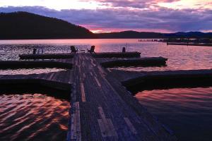 On Incredible Priest Lake