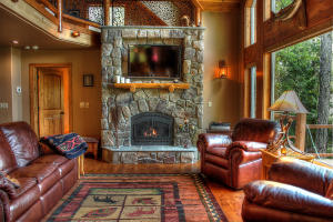 Great Room Fireplace
