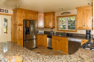 Custom Chef\'s Kitchen