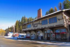 Leonard Paul Store & Residence