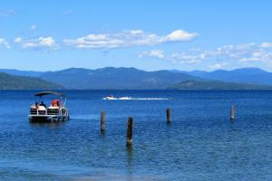 Pristine Priest Lake!