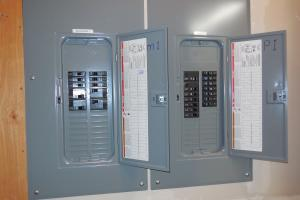 Multiple Electrical Panels