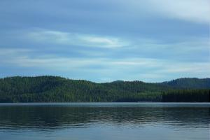 Pristine Priest Lake