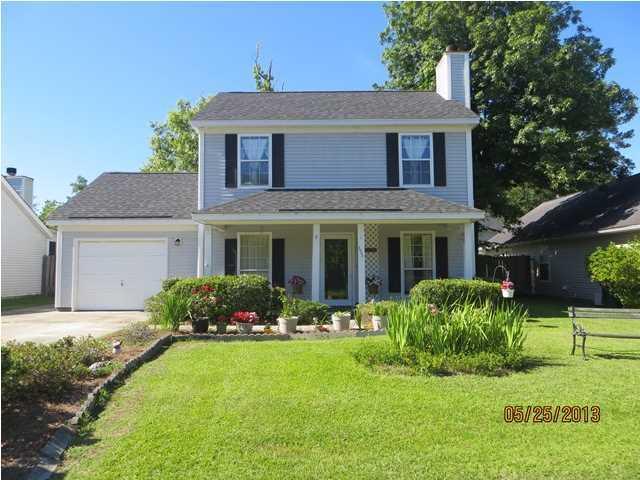 Crichton Parish Homes For Sale - 355 Parish Parc, Summerville, SC - 1