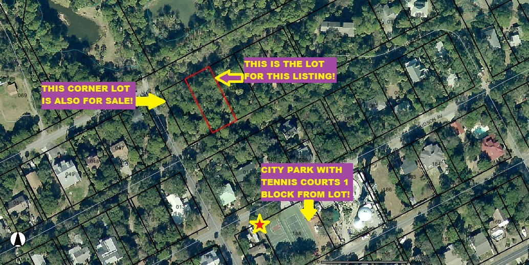 Lots For Sale - 0 East Huron, Folly Beach, SC - 1