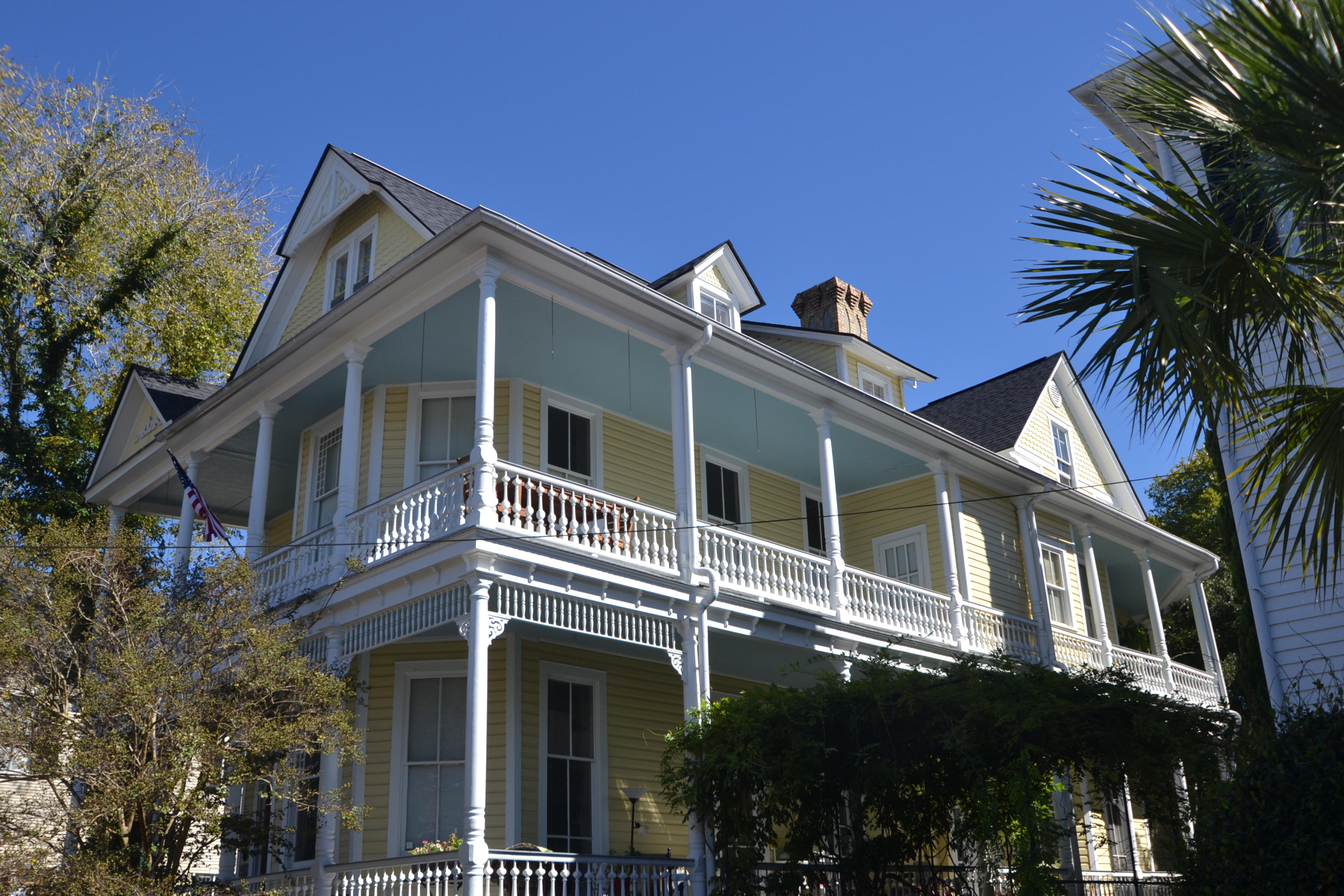 Home for sale 4 Rutledge Avenue, South Of Broad, Downtown Charleston, SC