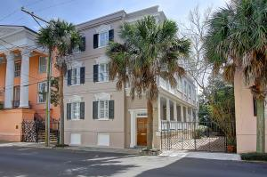 Home for Sale Society Street, Ansonborough, Downtown Charleston, SC