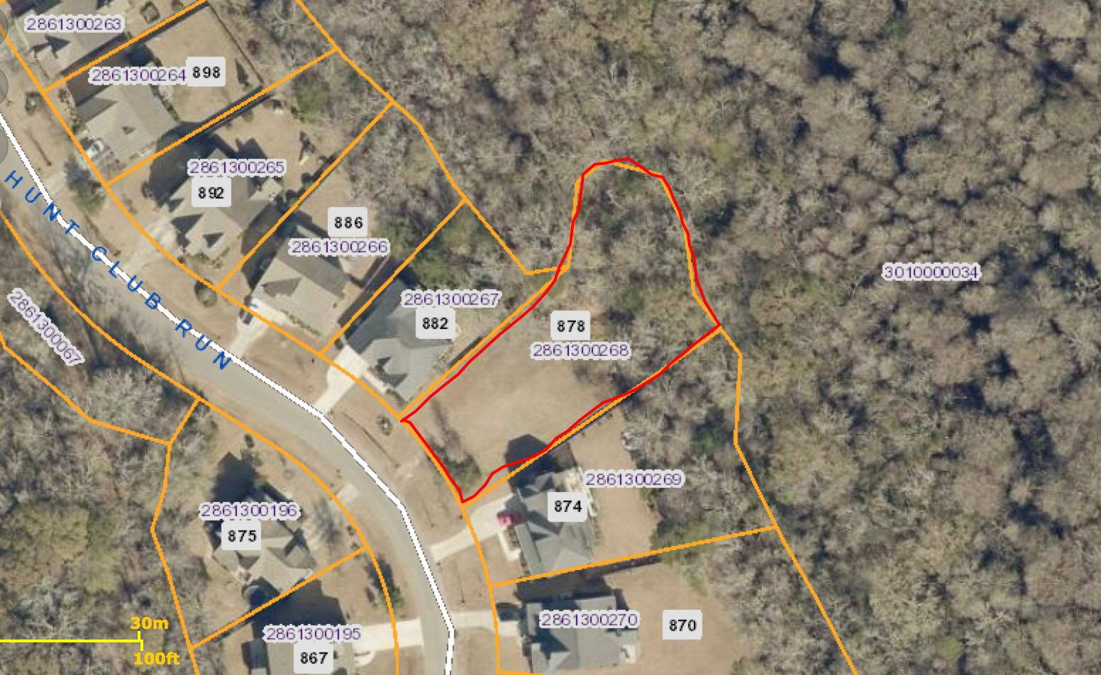 Home for sale 878 Hunt Club Run, Hunt Club, West Ashley, SC
