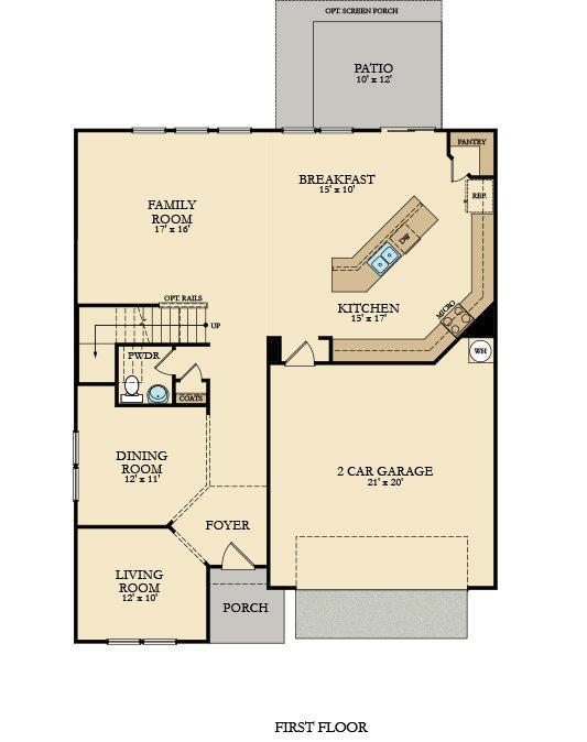 Cane Bay Plantation Homes For Sale - 625 Redbud, Summerville, SC - 5