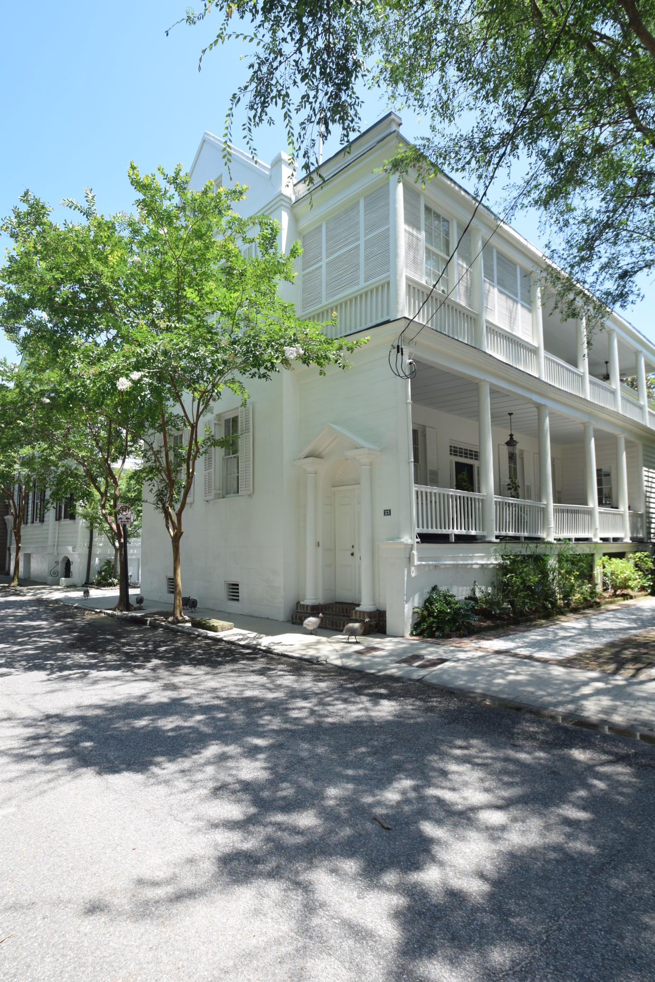 Home for sale 23 Lamboll Street, South Of Broad, Downtown Charleston, SC