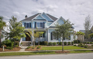 Home for Sale Ithecaw Creek Street, Daniel Island Park, Daniels Island, SC