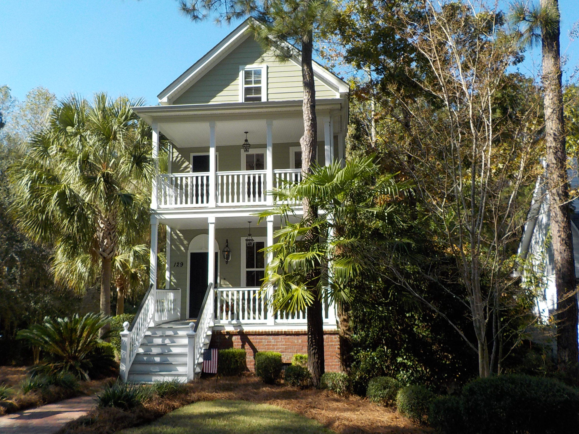 Cottages of Gahagan Homes For Sale - 129 White Pine, Summerville, SC - 1