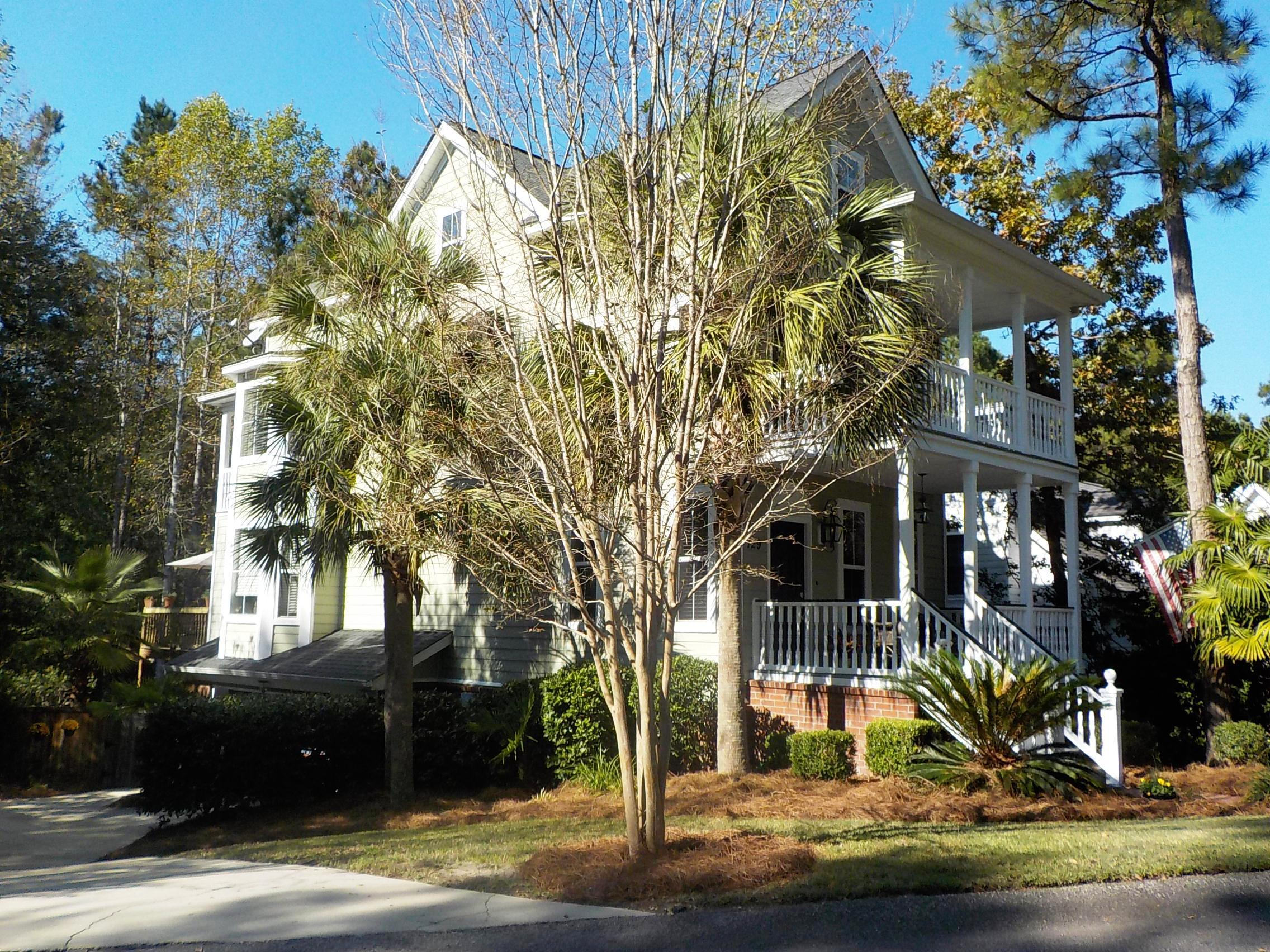 Cottages of Gahagan Homes For Sale - 129 White Pine, Summerville, SC - 46