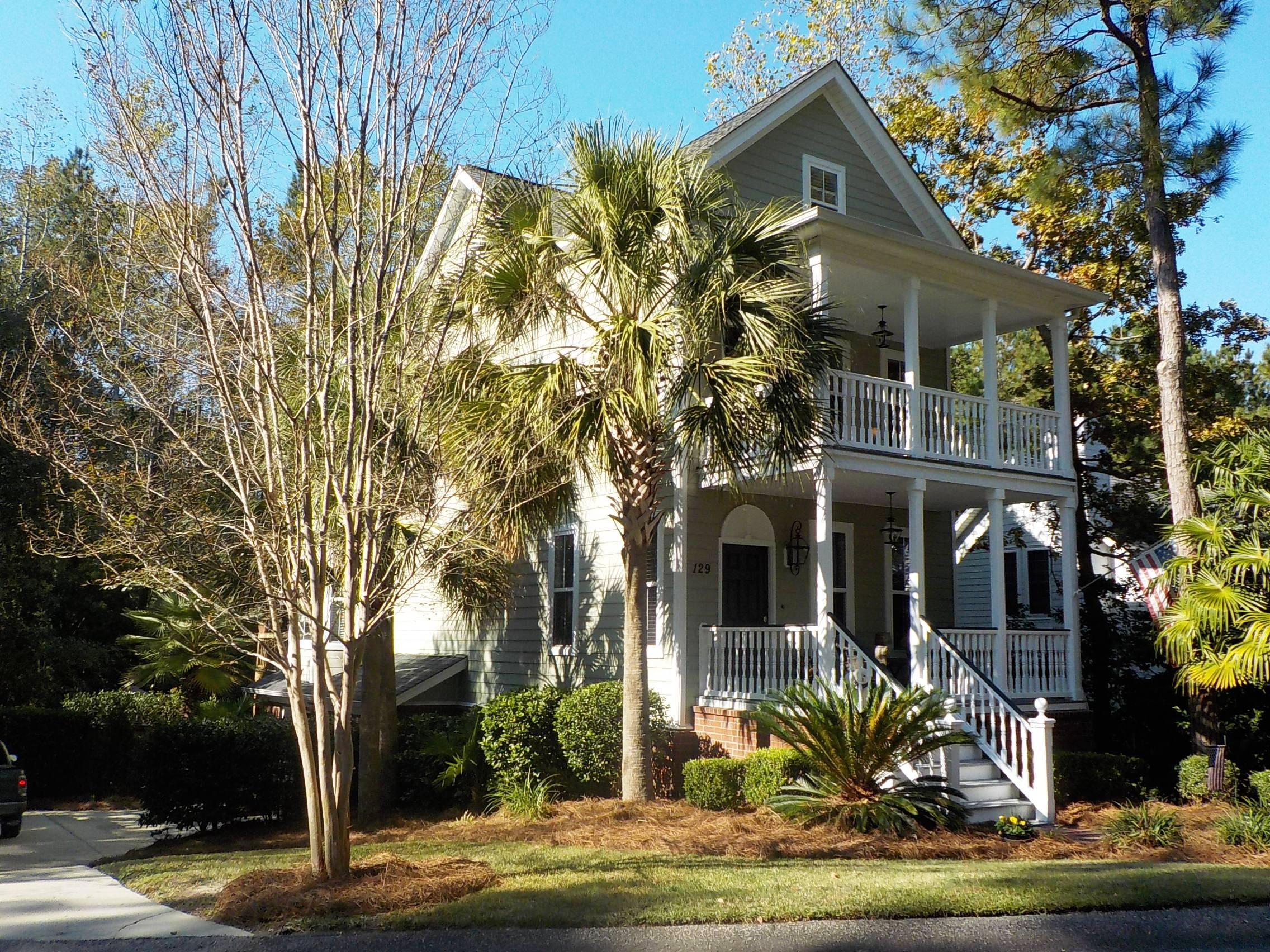 Cottages of Gahagan Homes For Sale - 129 White Pine, Summerville, SC - 47
