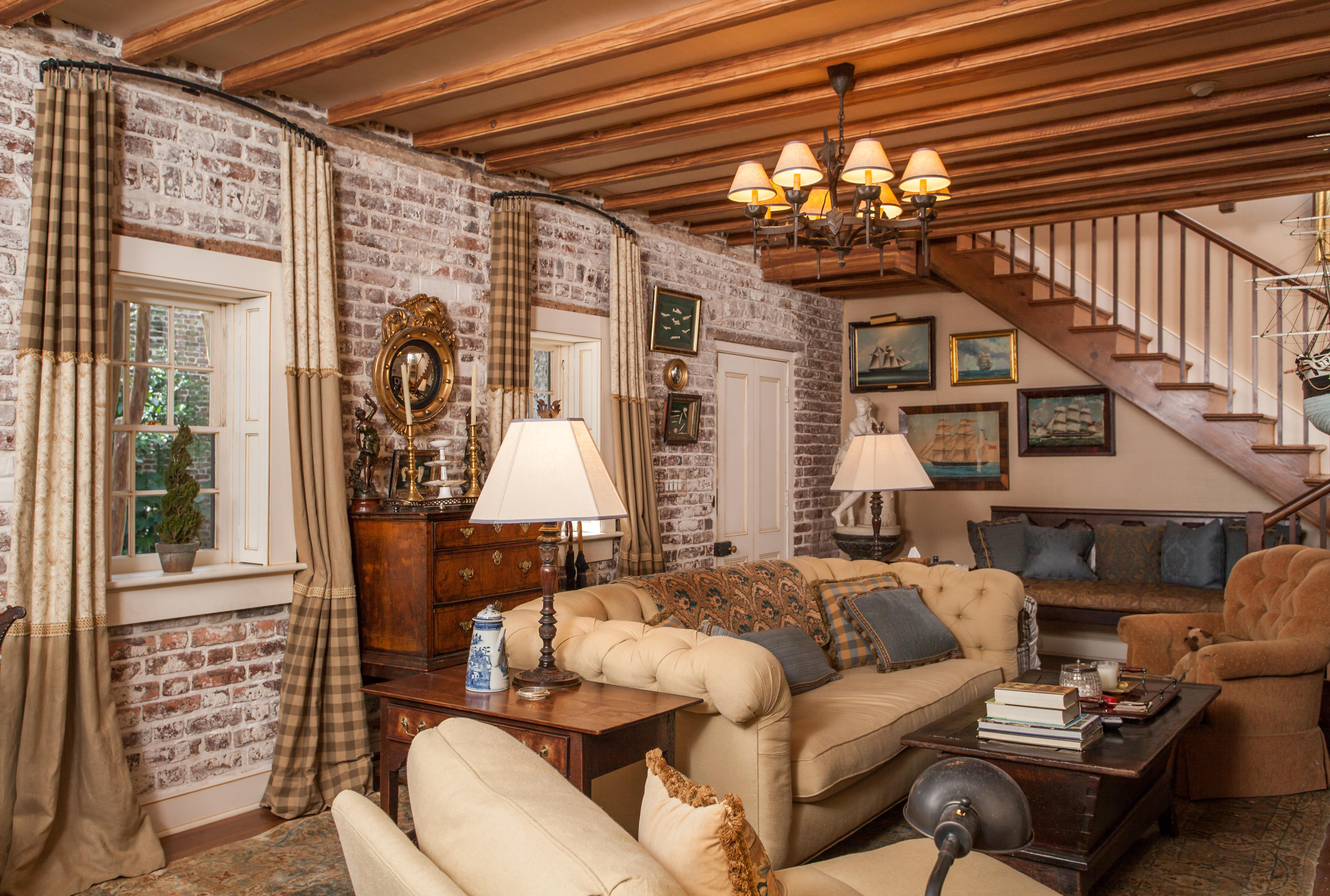 Home for sale 32 Legare Street, South Of Broad, Downtown Charleston, SC