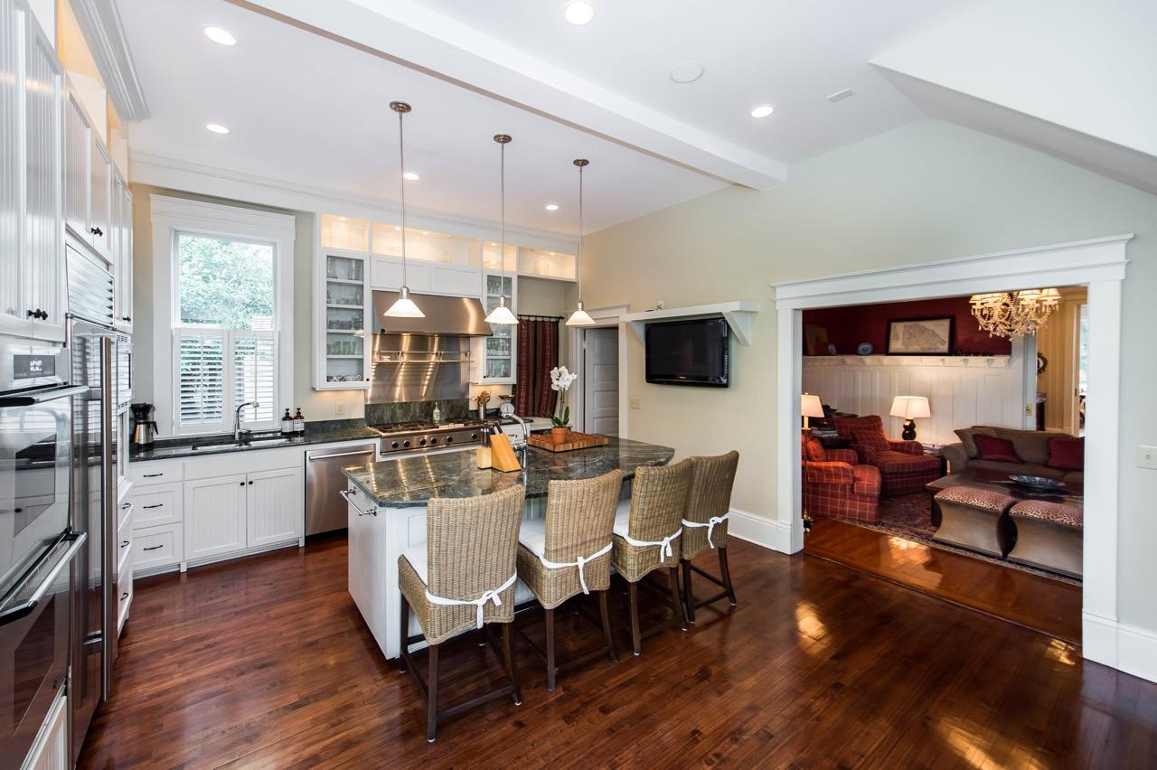 Home for sale 140 Tradd Street, South Of Broad, Downtown Charleston, SC