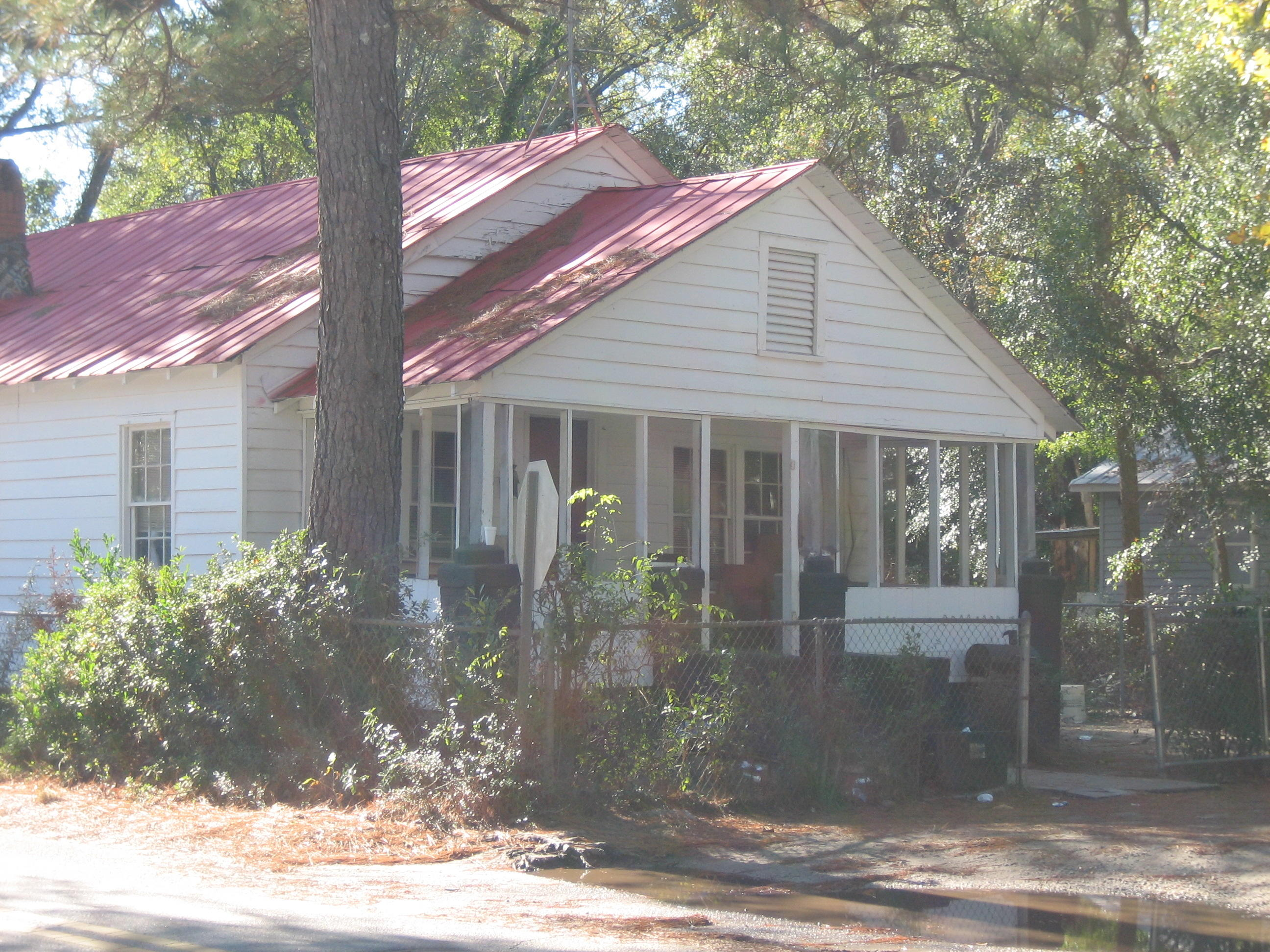None Homes For Sale - 122 Singleton Street, Walterboro, SC - 1