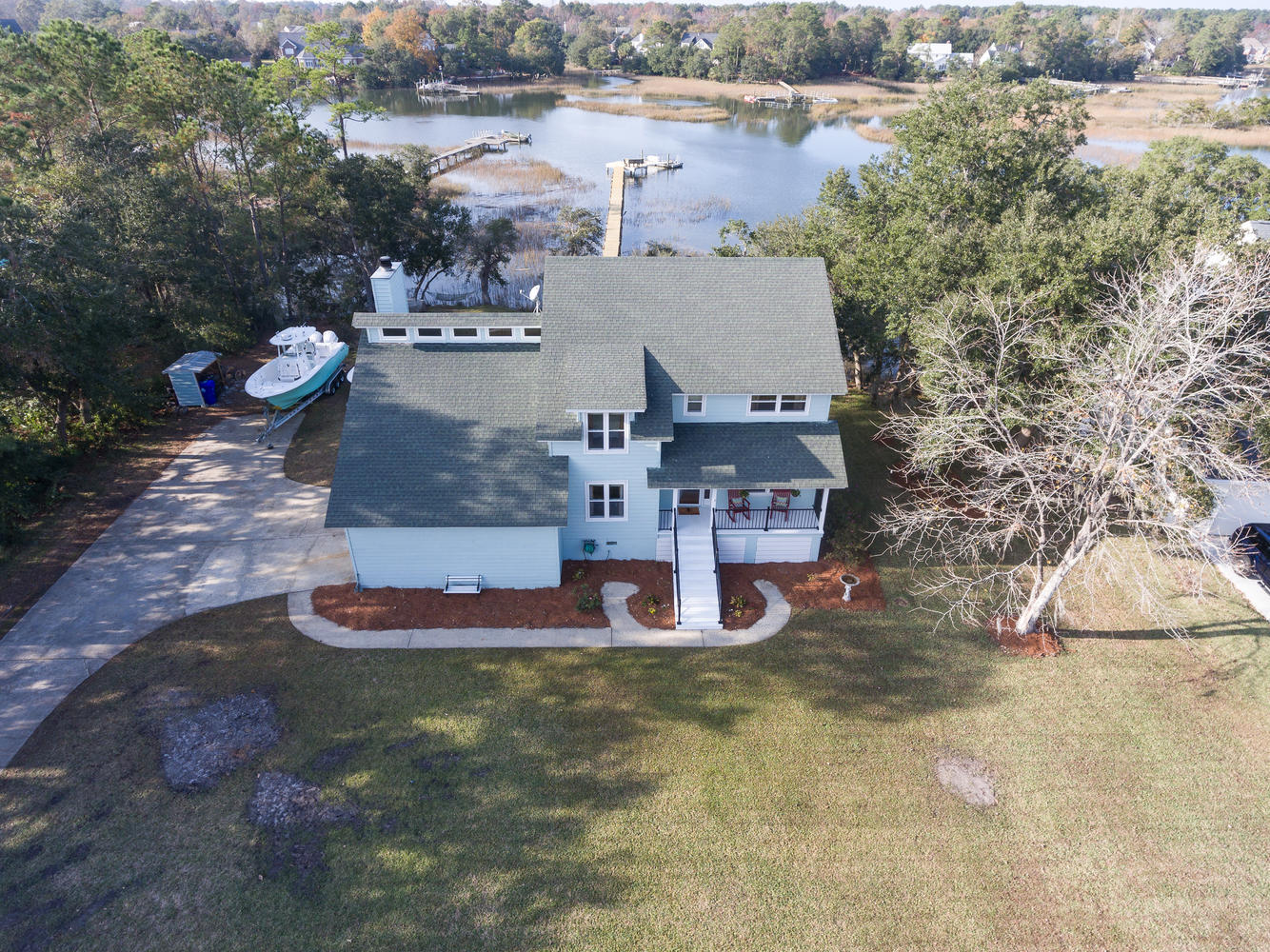 Wakendaw Manor Homes For Sale - 1200 Manor, Mount Pleasant, SC - 26