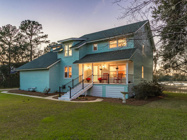 Wakendaw Manor Homes For Sale - 1200 Manor, Mount Pleasant, SC - 0