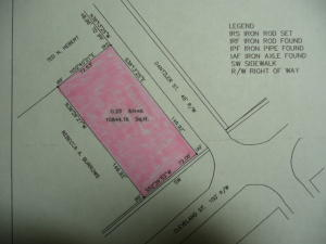 Tbd Corner Of Cleveland & Dantzler Street, Elloree, SC 29047